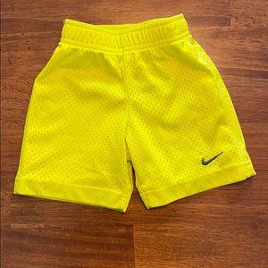 Toddler boy Nike shorts